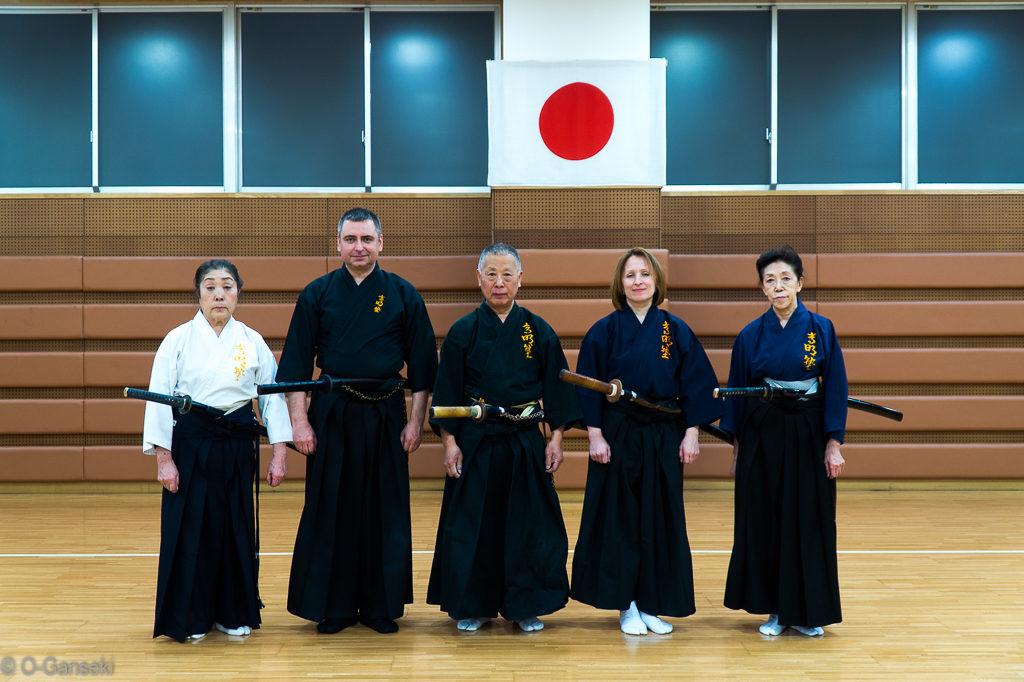 iaido iaijutsu Muso Jikiden Eishin Ryu