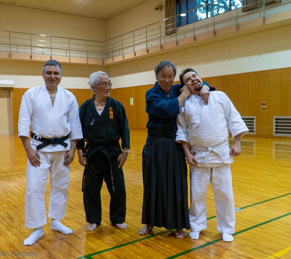 Niden Ryu ju-jitsu kenjutsu kobudo 1